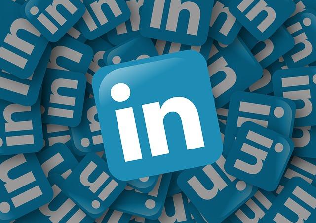 Inzerce na LinkedIn