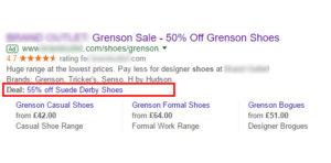 Rozšíření o propagaci v Google Adwords